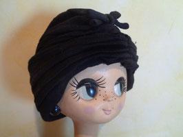 Turban laine 70's