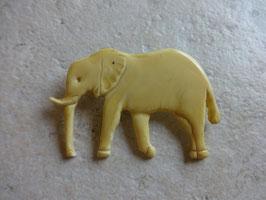Broche éléphant