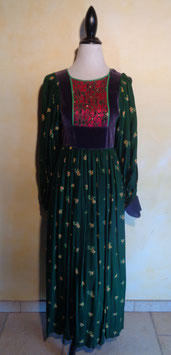 Robe hippie chic 70's T.34