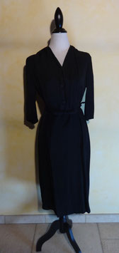Robe noeud 50's T.42