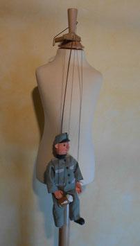 Marionnette soldat