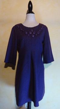 Robe violette 60's T.40