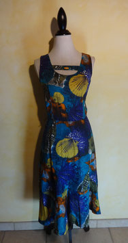 Robe coquillages 90's T.36