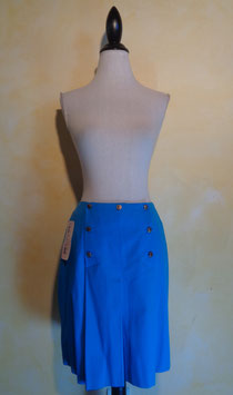 Jupe turquoise 90's T.38