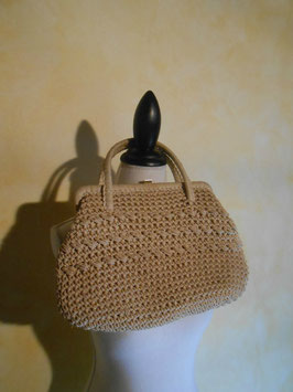 Sac à main crochet 50's