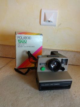 Polaroid Land Caméra 1500