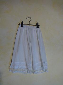 Panty blanc 60's T.36