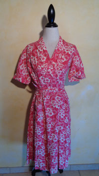 Robe portefeuille 40's T.38