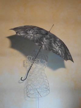 Parapluie gris 60's