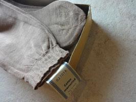 Chaussettes grises 50's P.35-37