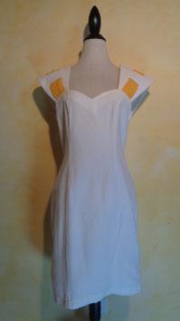 Robe coton 80's T.42