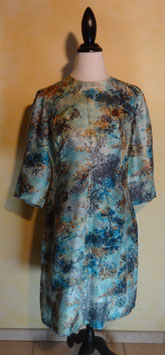 Robe d'automne 50's T.38