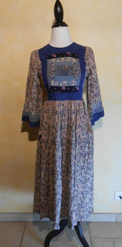 Robe patchwork 70's T.36
