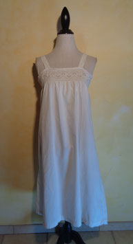 Nuisette blanche 1900 T.38