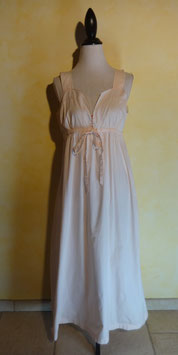 Nuisette coton rose 1900 T.38