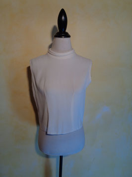 Top blanc 60's T.38