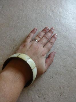 Bracelet nacré