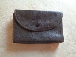 Porte monnaie cuir 50's