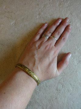 Fin bracelet jonc Tolède