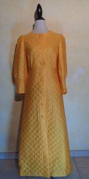 Robe de chambre Jaune 70's T.36
