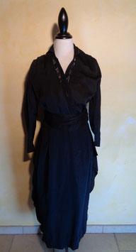 Robe drapée 1900 T.36