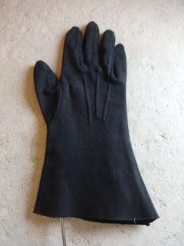 Gants noirs 40's