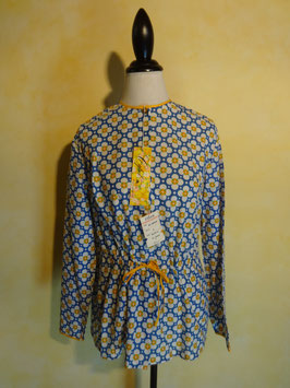 Blouse power flower 60's T.40