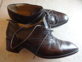 Derbies cuir Manfield P.36,5