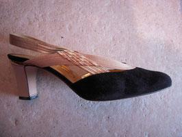 Chaussures d'été cuir P.39
