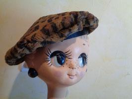 Béret léopard