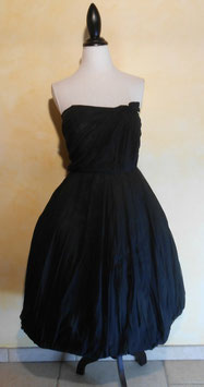 Robe cocktail 50's T.36