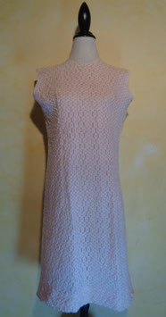 Robe crochet 60's T.38