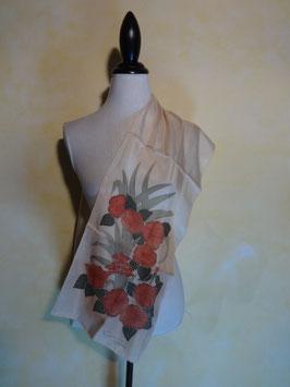 Foulard bouquet