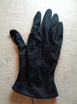 Gants noirs 1900
