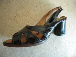 Sandales vernies 60's P.37
