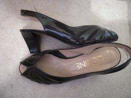 Sandales vernies 60's P.38