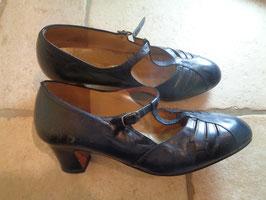 Sandales cuir P.40