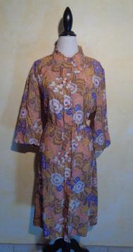 Robe chemise 70's T.40