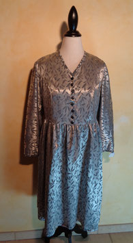 Robe grise 50's T.44