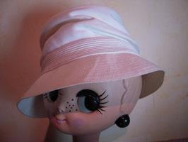 Chapeau tissu 60's