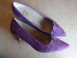 Escarpins violets Clarks P.37