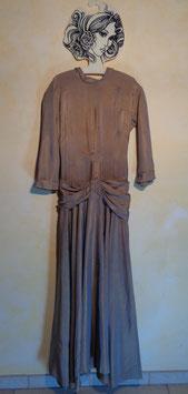Robe rayée 1900 T.34