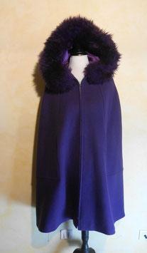 Cape violette 60's T.38