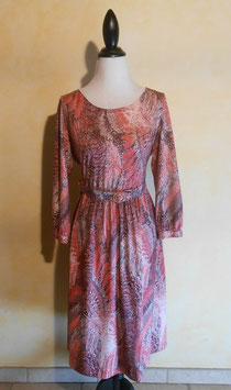 Robe plumes 70's T.38