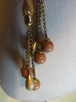 Ceinture à perles