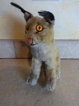 Peluche lynx Steiff