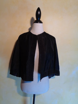Cape Chintz noir 1900 T.36