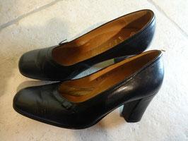 Chaussures talon 60's P.37