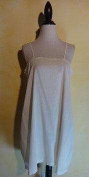 Long corsage coton 1900 T.38