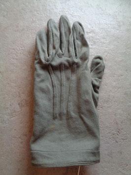 Gants gris 1900